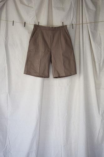 Edit Shorts - Brun