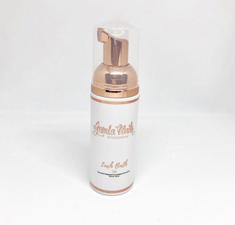"Fransrengöring ""Rosé Gold"" Lily 60ml"