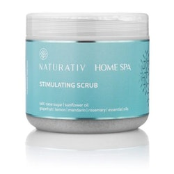 Stimulating Salt And Sugar Body Scrub