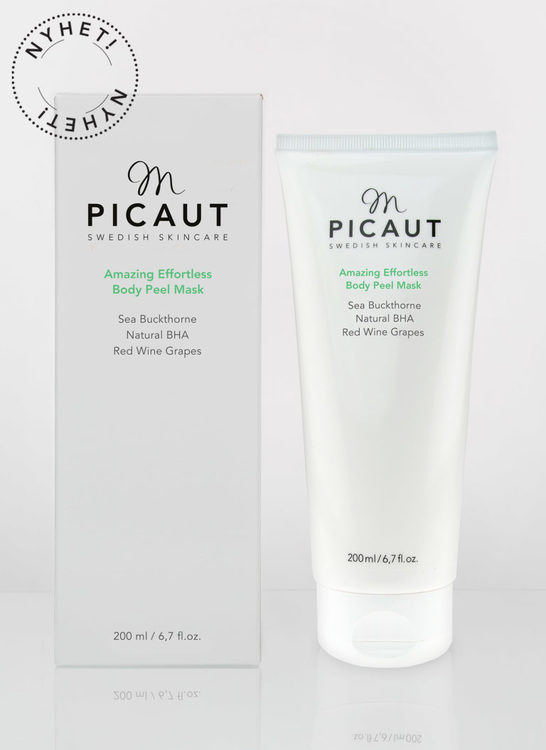 Amazing Effortless Body Peelmask