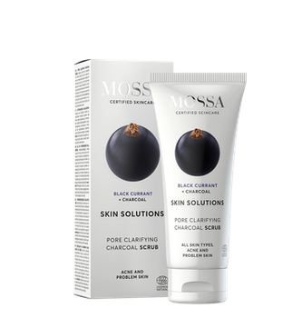 Skin Solutions Charcoal Scrub