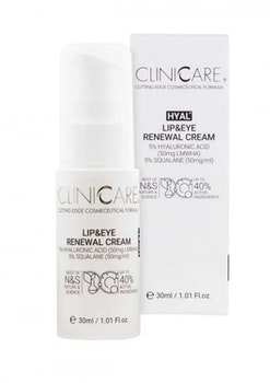 HYAL+ LIP&EYE RENEWAL CREAM
