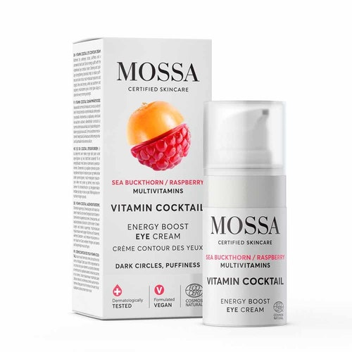 Vitamin Cocktail Energy boost eye cream