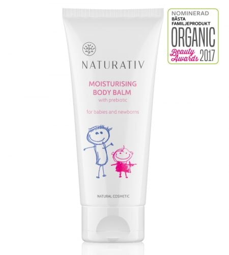 MOISTURISING BODY BALM FOR BABIES NEWBORNS