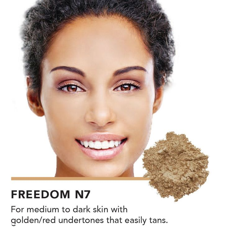 Loose Mineral Foundation Powder