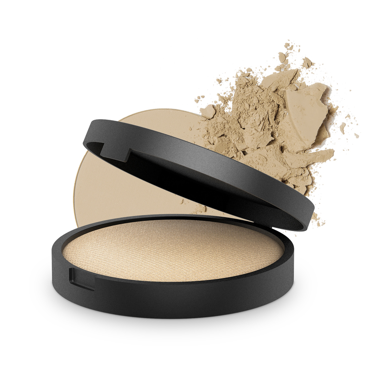 Baked Mineral Foundation