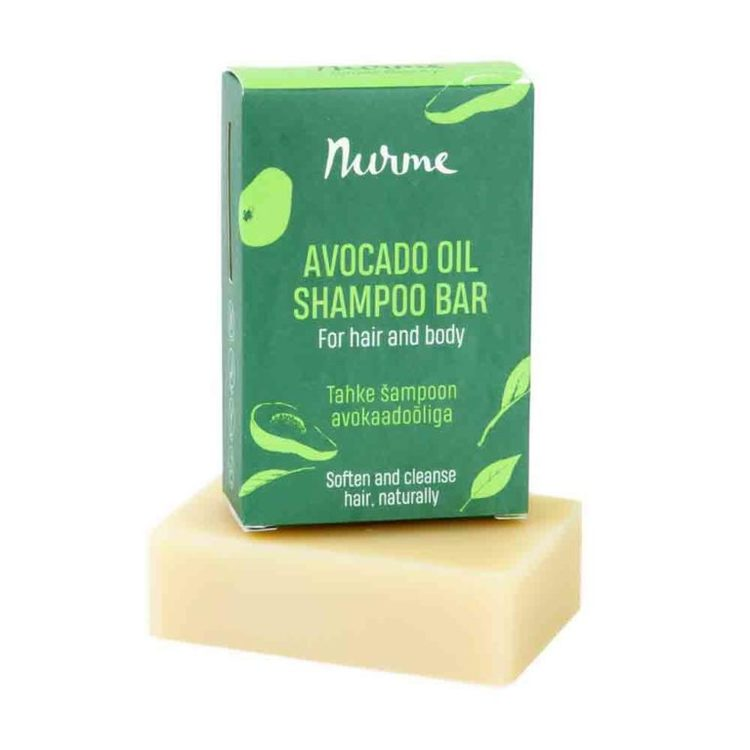 Avocado Oil Shampoo Bar