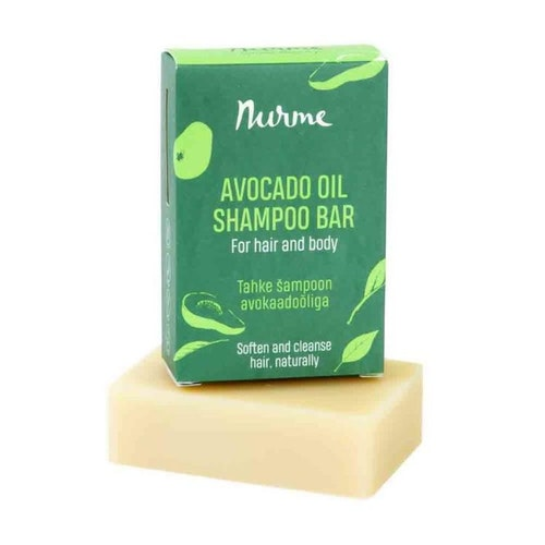 Avocado Oil Shampoo Bar