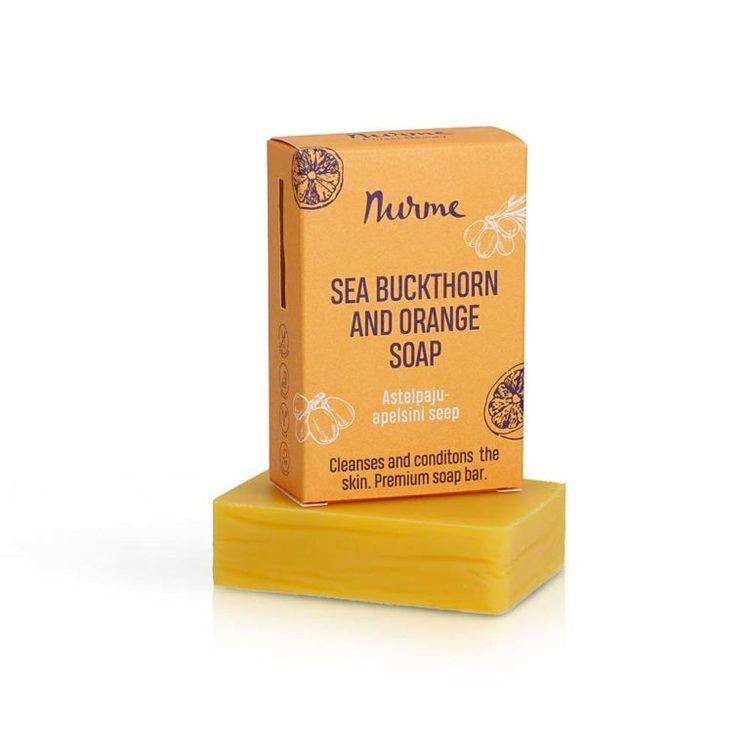 Sea Buckthorn & Orange Soap