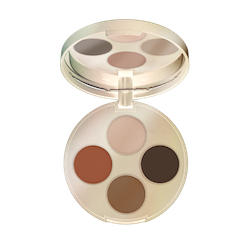 Eyeshadow Quad Desert