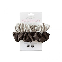 Organic Scrunchies by KOOSHOO - Moon Shadow