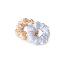 Organic Scrunchies by KOOSHOO - Natural Light