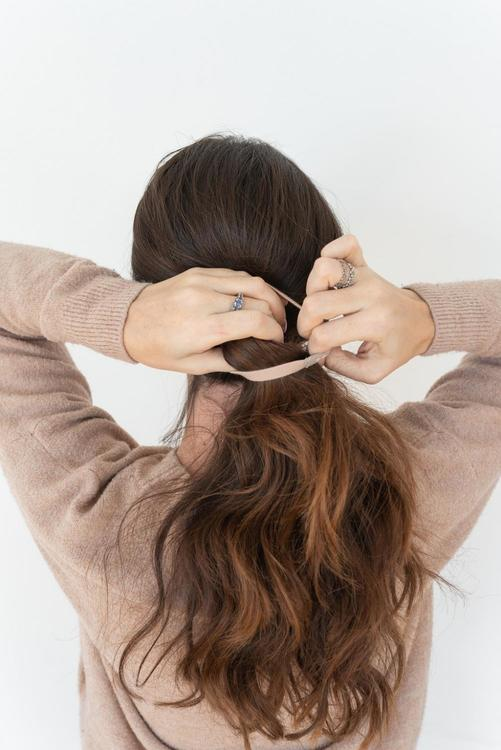 KOOSHOO Organic Hair Ties - Ginger