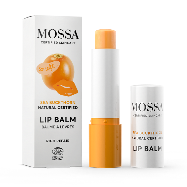 Kopia MOSSA Strawberry Lip Balm 4,5g