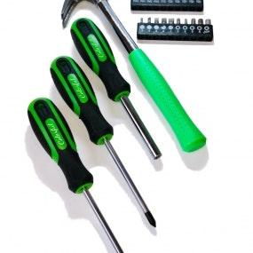 Verktyg för hemmet - Colorful Tools
