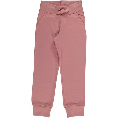 "Maxomorra Byxa ""Sweatpants Dusty Pink"""