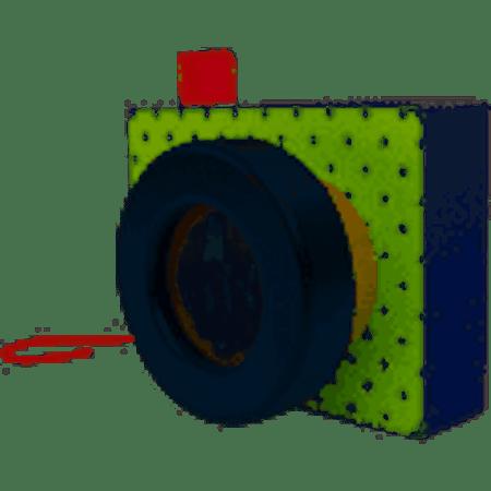Jabadabado Min första kamera