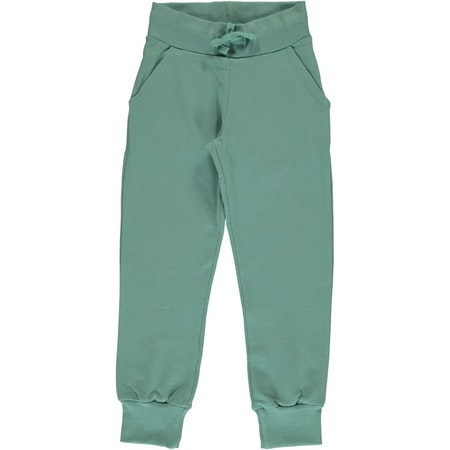 Maxomorra byxa Sweatpants Pale Army