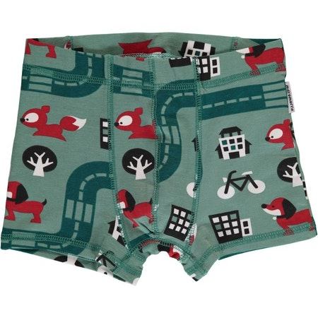 Maxomorra Boxer Shorts Big City