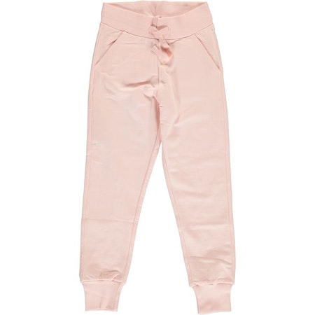 Maxomorra Sweatpants Pale Blush