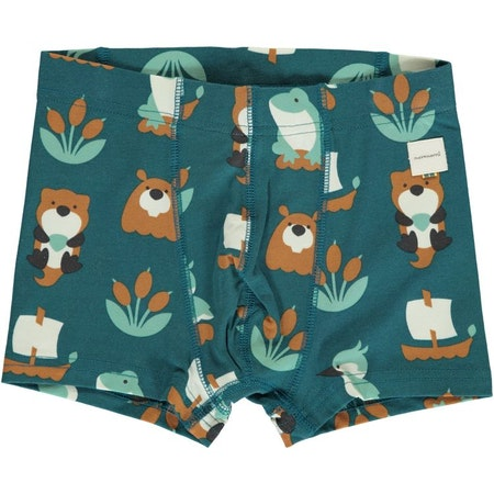 Maxomorra Boxer Shorts Lake Life