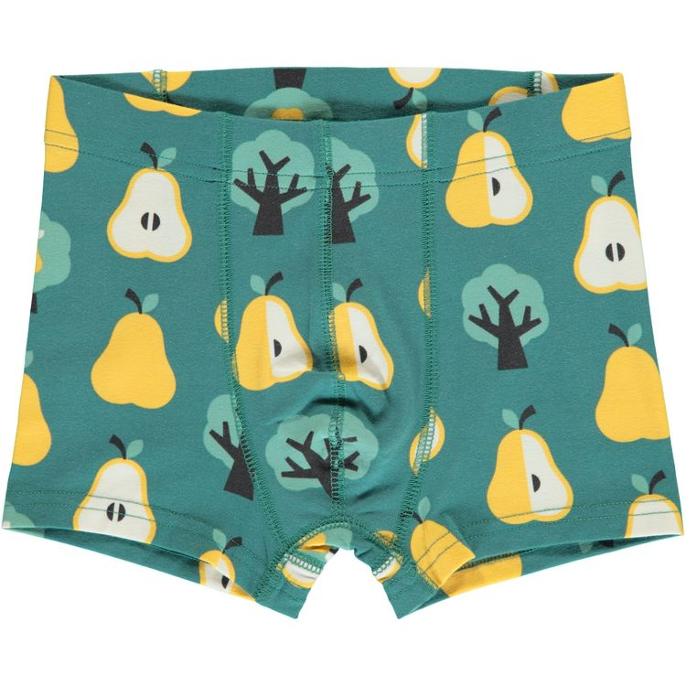 Maxomorra Boxer Shorts Golden Pear