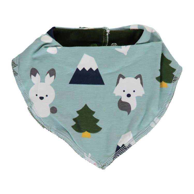 Maxomorra Dregglis Bib Winter World