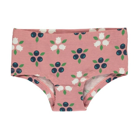 Maxomorra Briefs Hipster/Trosa Blueberry Blossom