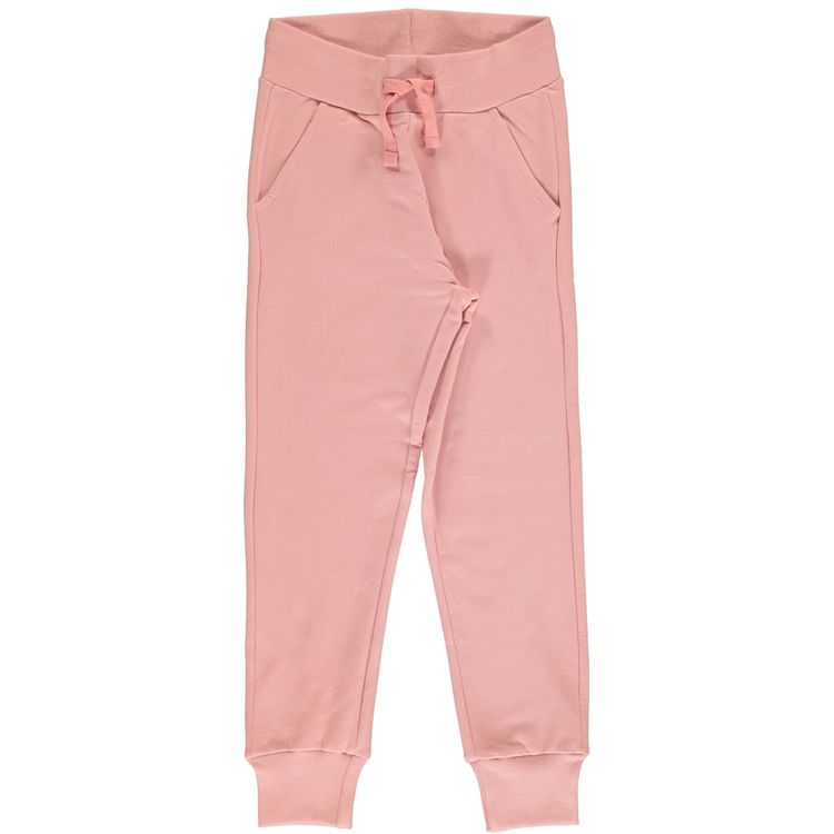 Maxomorra Sweatpants Dusty Rose