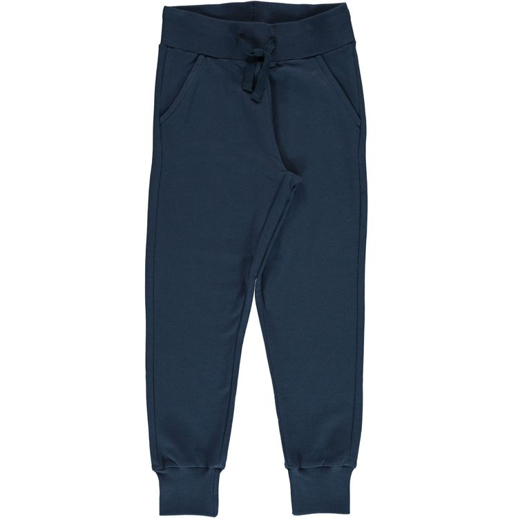 Maxomorra Byxa Sweatpants Midnight