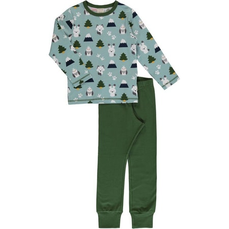 Maxomorra pyjamas Dashing Reindeer