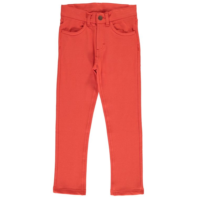 Maxomorra Byxa Softpants Rowan