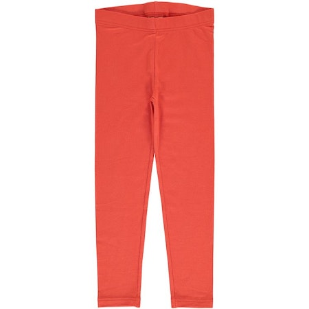 Maxomorra Leggings Solid Rowan