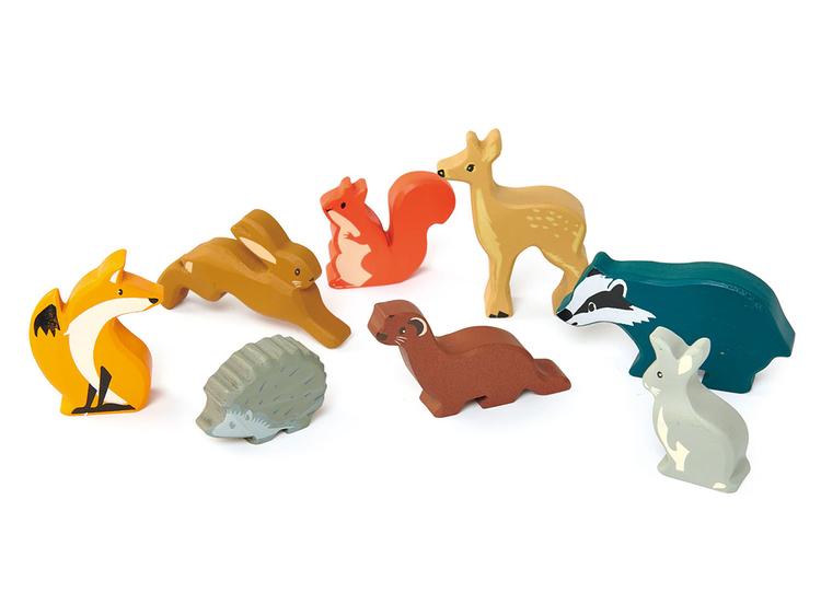 Rådjur i trä, Tender Leaf Toys