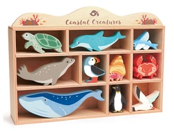 Krabba i trä, Tender Leaf Toys