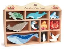 Flygfisk i trä, Tender Leaf Toys