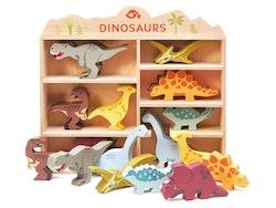 Parasaurolophus i trä, Tender Leaf Toys