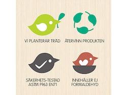 Stol Kanin, Tender Leaf Toys