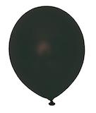 Ballonger, svart, vit, guld, Jabadabado