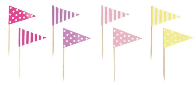 Partypicks rosa, Jabadabado