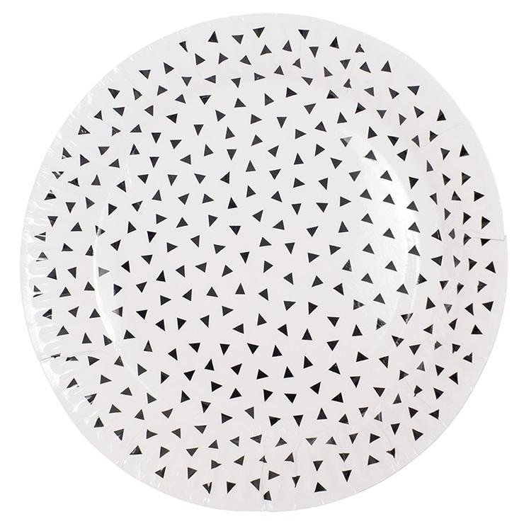 Papptallrik konfetti, Jabadabado