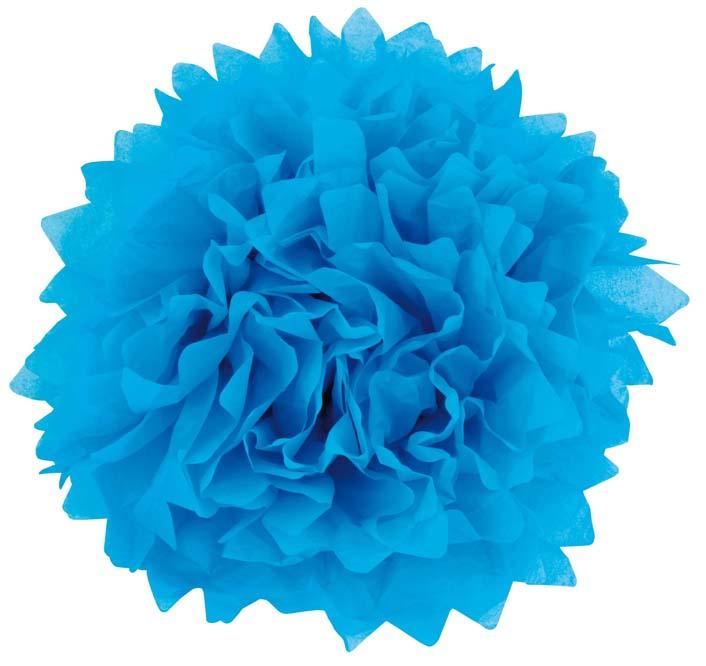 Pompoms ljusblå, Jabadabado