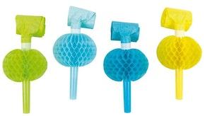 Tuta blå honeycomb, Jabadabado