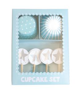 Cupcakeset ljusblå, Jabadabado
