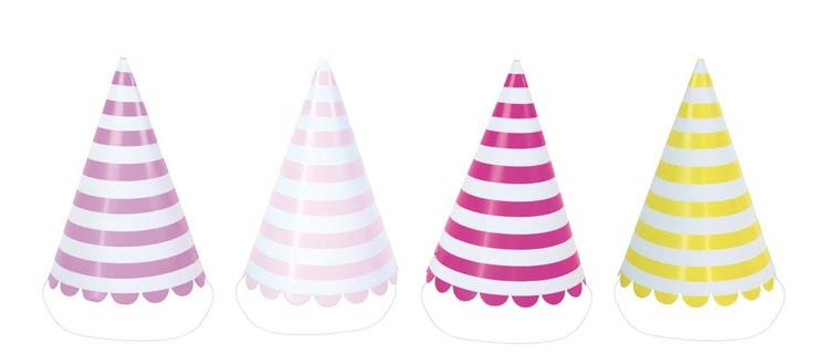 Partyhatt rosa, Jabadabado