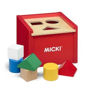 Plocklåda classic, Micki