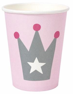 Pappmugg prinsessa, Jabadabado