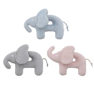 Ringskallra elefant, Rätt start