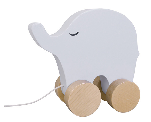 Dragdjur elefant, JaBaDaBaDo