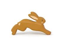 Hare i trä, Tender Leaf Toys